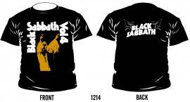 Black Sabbath - Vol 4. Cikkszám: 1214