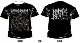 Napalm Death Cikkszám: 1241