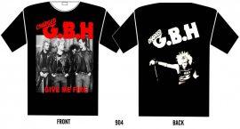 Charged G.B.H - Give Me Fire Cikkszám: 904
