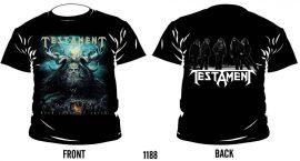 Testament - Dark Roots of Earth Cikkszám: 1188