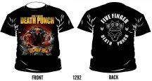 Five Finger Death Punch - Got Your Six Cikkszám: 1299