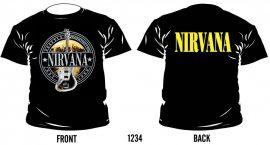 Nirvana Cikkszám: 1234