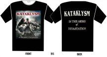 Kataklysm - In the Arms of Devastation Cikkszám: 915