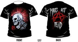 Punks not Dead Cikkszám: 1217+