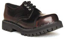 cipő bordó márvány