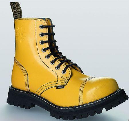 8 lyukú - Full Yellow - 00085