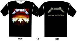 Metallica - Master of Puppets Cikkszám: 476