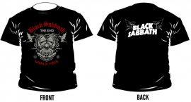 Black Sabbath World tour