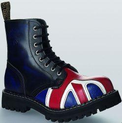 8 lyukú - British Flag - 00034