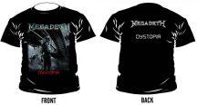 Megadeth - Dystopia Cikkszám: 1320