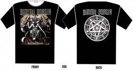 Dimmu Borgir - The Sorte Diaboli Cikkszám: 996