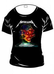 Metallica - Hardwired… to Self-Destruct (női)