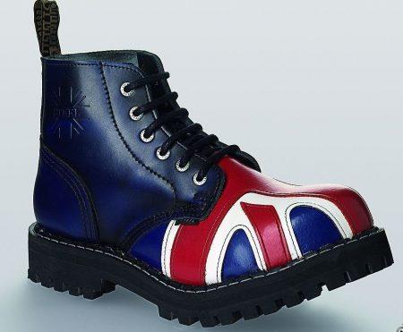 Brit zászlómintás  (ID#: 00019)