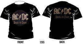 AC/DC - Rock or Bust Cikkszám: 1268