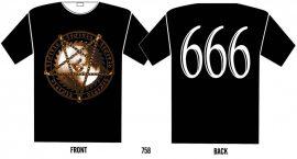 Pentagramma - 666 Cikkszám: 758