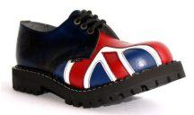 cipő British flag