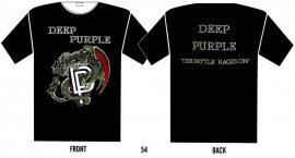 Deep Purple - The Battle Rages On Cikkszám: 54