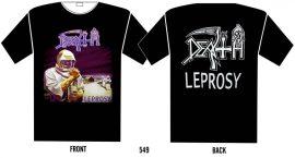 Death - Leprosy Cikkszám: 549