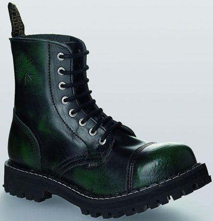 8 lyukú - Green - 00014